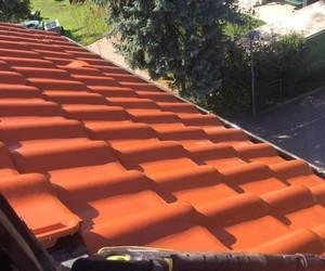 Nettoyage de toiture (après) - Clean Service Renova
